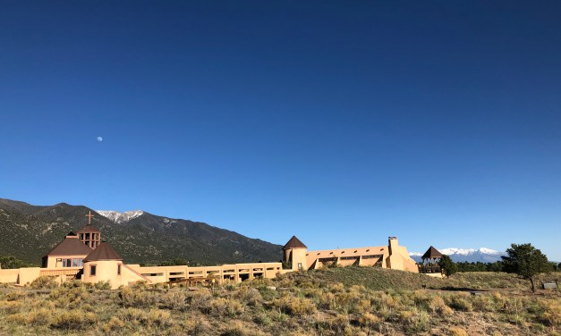A sacred space continues: Miyo Samten Ling lays roots at former Nada Carmelite Hermitage