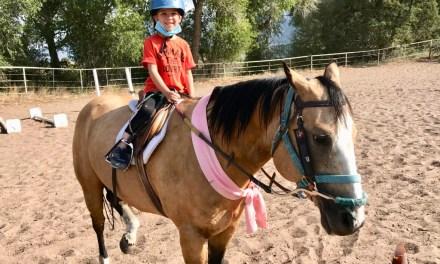 Baca Grande Stables 2021 Summer Children's Riding Program