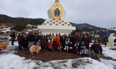 Happy 36th birthday, Karmapa, celebration to be held June 26