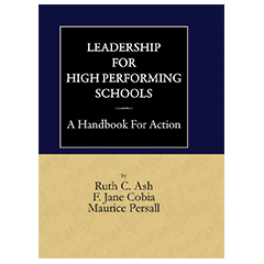 Leadership For High Performing Schools