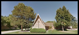 Banner image of Crestview Church on a beautiful Fall day.
