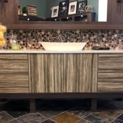 Contemporary Vanity Display