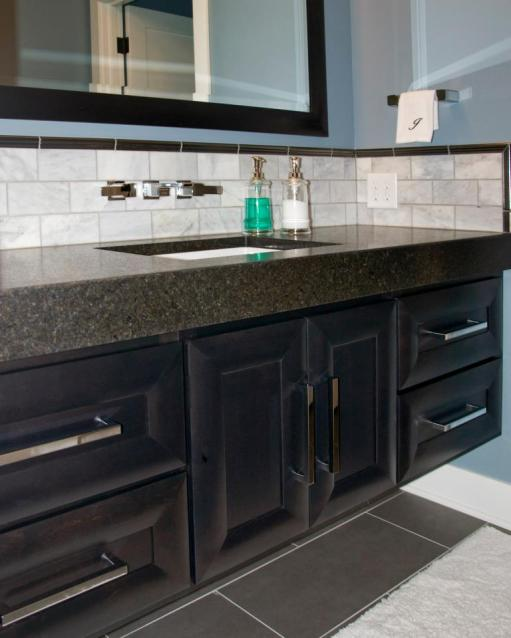 Contemporary Floating Vanity