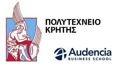 Πολυτεχνείο Κρήτης – Audencia Business School