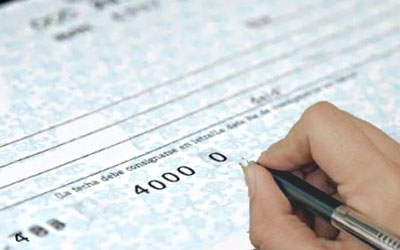 Αναστολή πληρωμής επιταγών