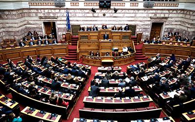 Ψήφιση νομοσχεδίου δημοσίων συμβάσεων