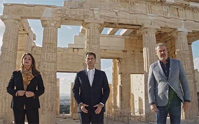 Διεθνής Βράβευση Ελληνικού Τουρισμού