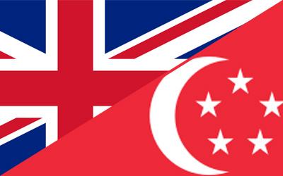 Συμφωνία ελεύθερου εμπορίου Βρετανίας – Σιγκαπούρης