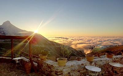 Προβολή ορεινών τουριστικών προορισμών