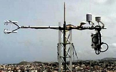Μικρομετεωρολογικοί Πύργοι μέτρηση εκπομπών θερμότητας