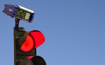 Ανίχνευση παραβίασης κόκκινου σηματοδότη