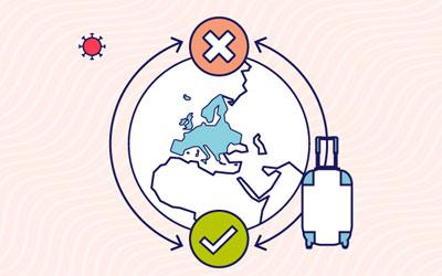 Επικαιροποιημένος ταξιδιωτικός κατάλογος ΕΕ