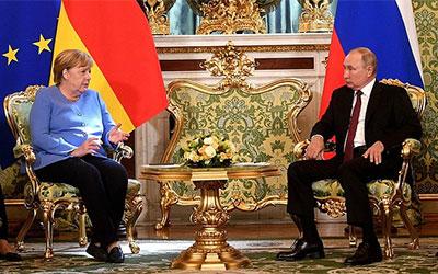 Έναρξη συνομιλίες Γερμανίας – Ρωσίας