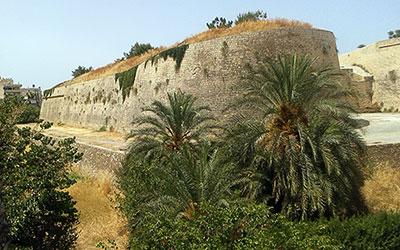 Αποκατάσταση Ενετικών τειχών Ηρακλείου