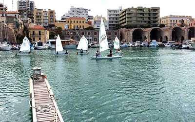 Διεκδίκηση Μεσογειακών Παράκτιων Αγώνων