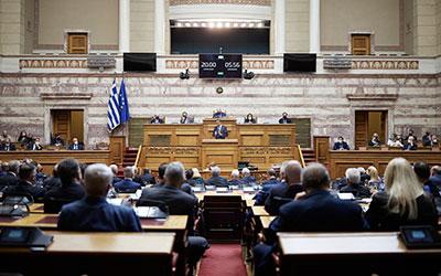 Ψήφιση Ελληνογαλλικής συμφωνίας