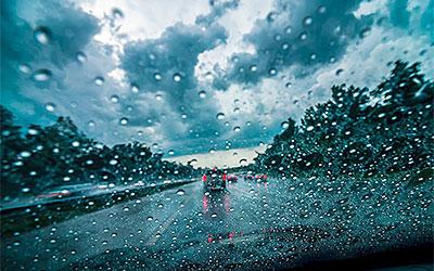 Ισχυρές βροχές και καταιγίδες