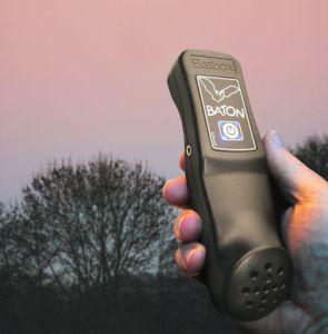 Batbox Bâton à division de fréquence