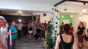 Alternati'bar au Coworkcity d'Alfortville