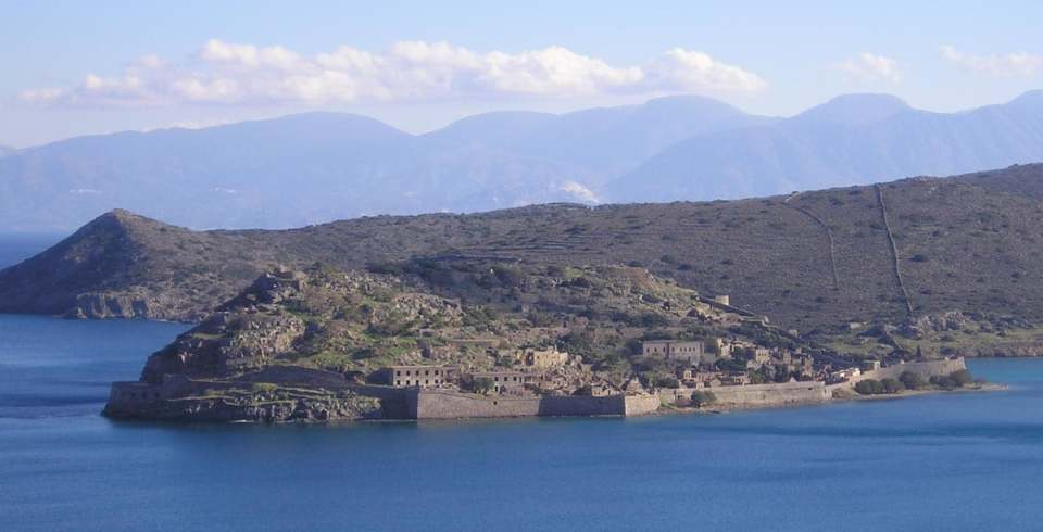 Pictures from the fortress of Spinalonga