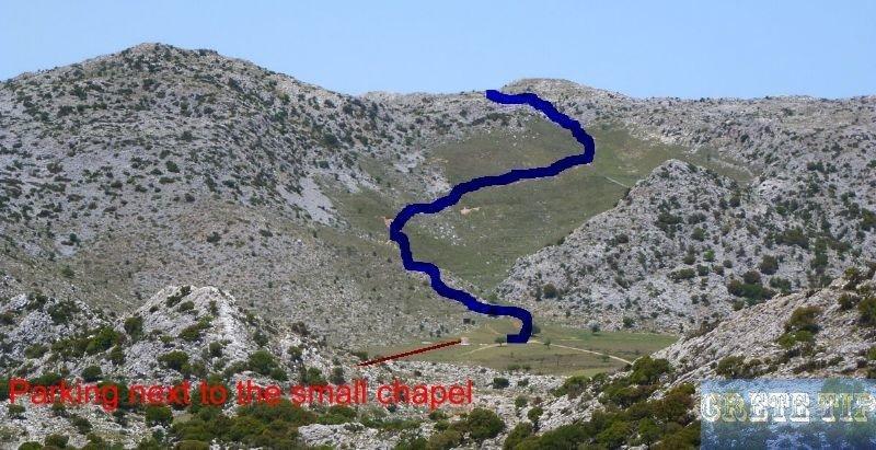 path to Karfi