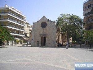 old church of Ayios Minas