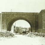 high walls of Heraklion