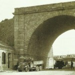 The west gate of Heraklion.