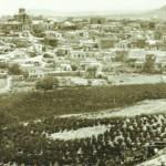 western suburbs of Heraklion.