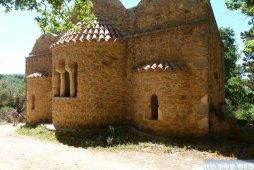 Byzantine church Aghios Pandeleimon