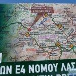 Hiking path E4