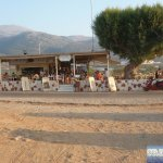 Tropical beach Taverna