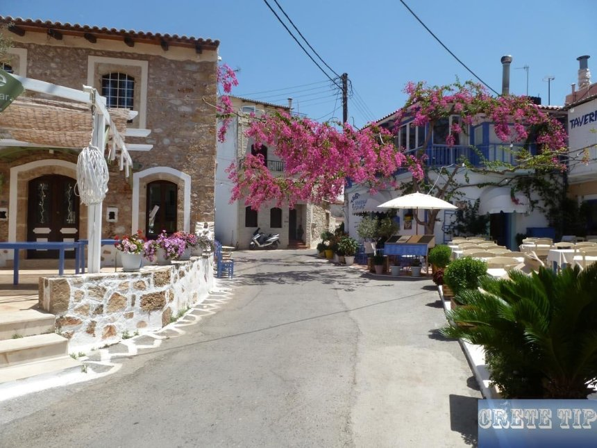 old town of Malia