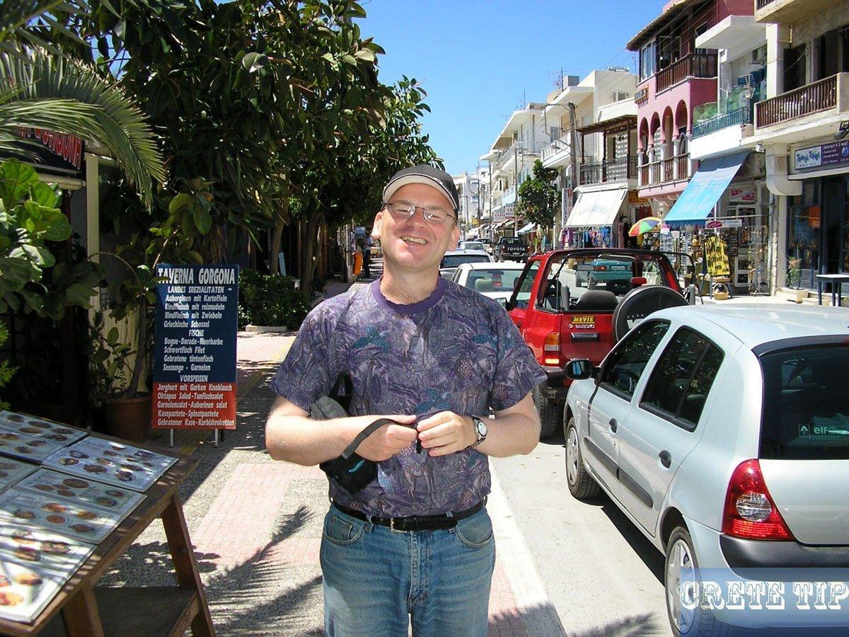 author in Ierapetra