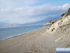 beach of Kommos