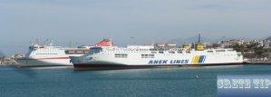 Ferries Heraklion