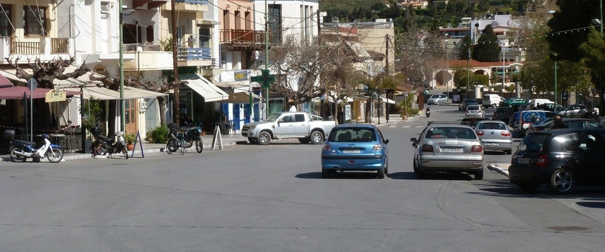 Coronavirus on Crete