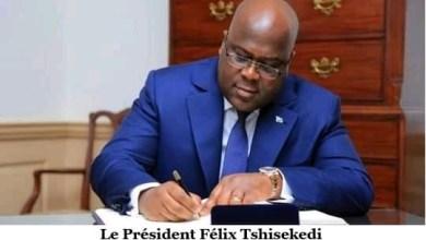 Photo of RD Congo : Félix-Antoine Tshisekedi Tshilombo a créé trois nouvelles agences rattachées à la Présidence