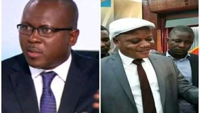 Photo of RDC :  Jean-Marc Kabund réagit à la pétition initiée par le député national JJ Mamba.