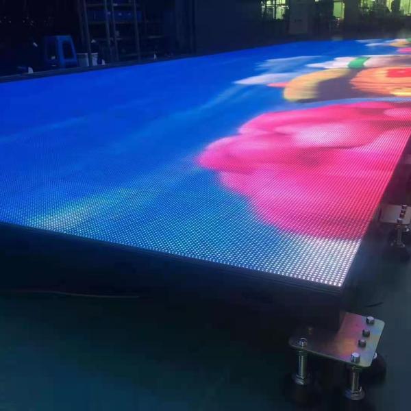 floor led display