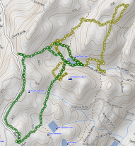 Combined Hikes June 30th- July 1st
