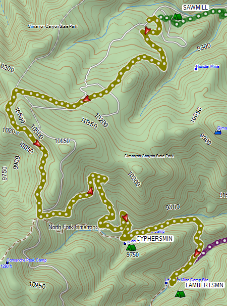 18-Trail Day 8