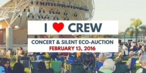 i love crew concert logo