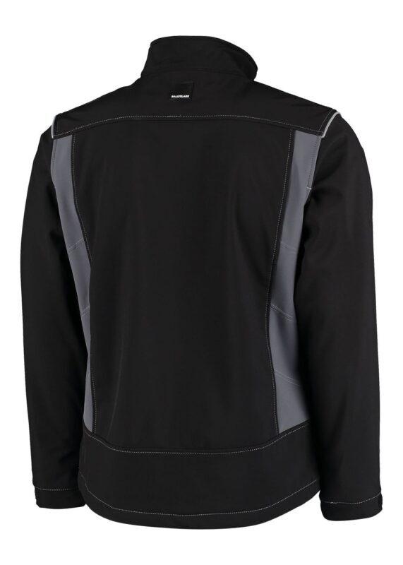 Softshell zwart workwear