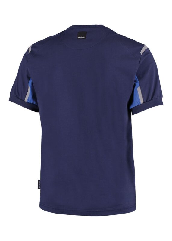 T-shirt blauw workwear