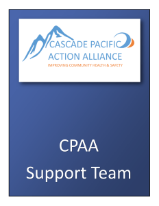 CPAA Support Team 1