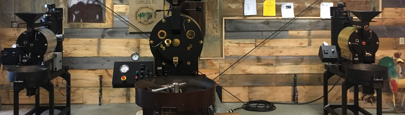 Learn to roast coffee at The Coffee Roasting Institute.