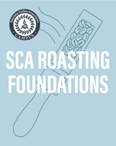 SCA Roasting Foundations | The Coffee Roasting Institute