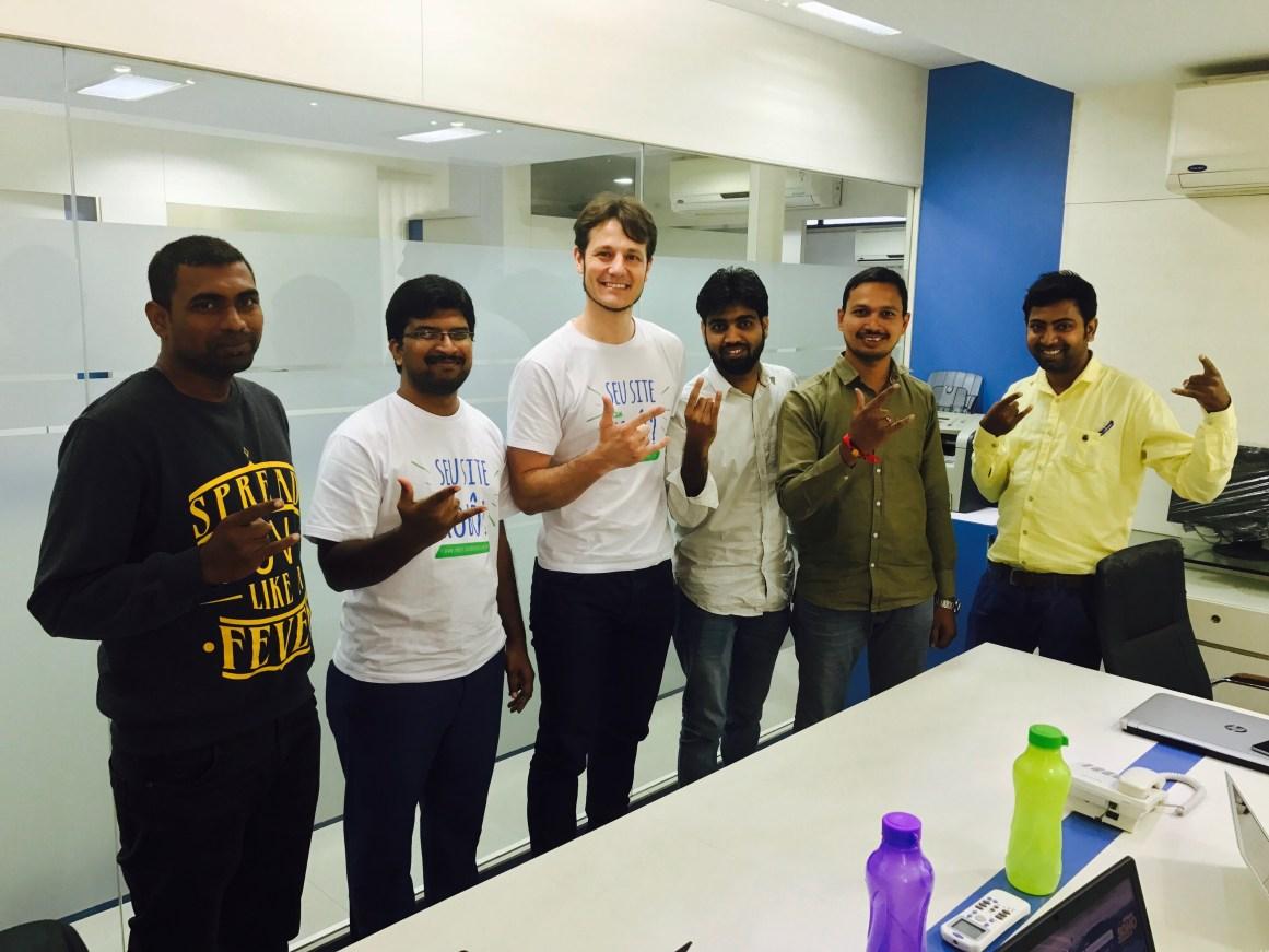 Agência de Marketing Digital de Curitiba cria projeto inovador com equipe de programadores da Índia