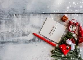 Carta de Santa Claus para niños mayores